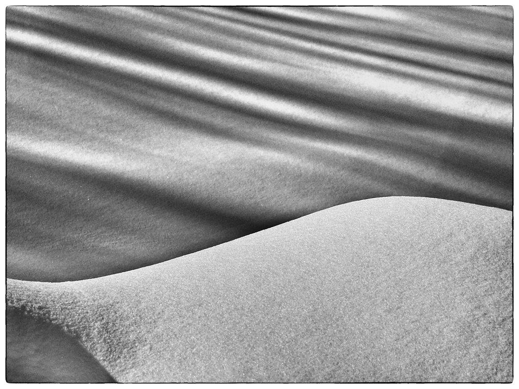 Snow Drift 2048