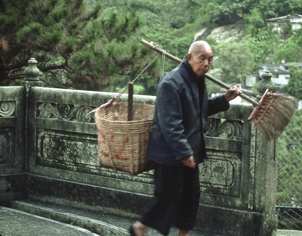 Street Sweeper, Pey-Tou Taiwan
