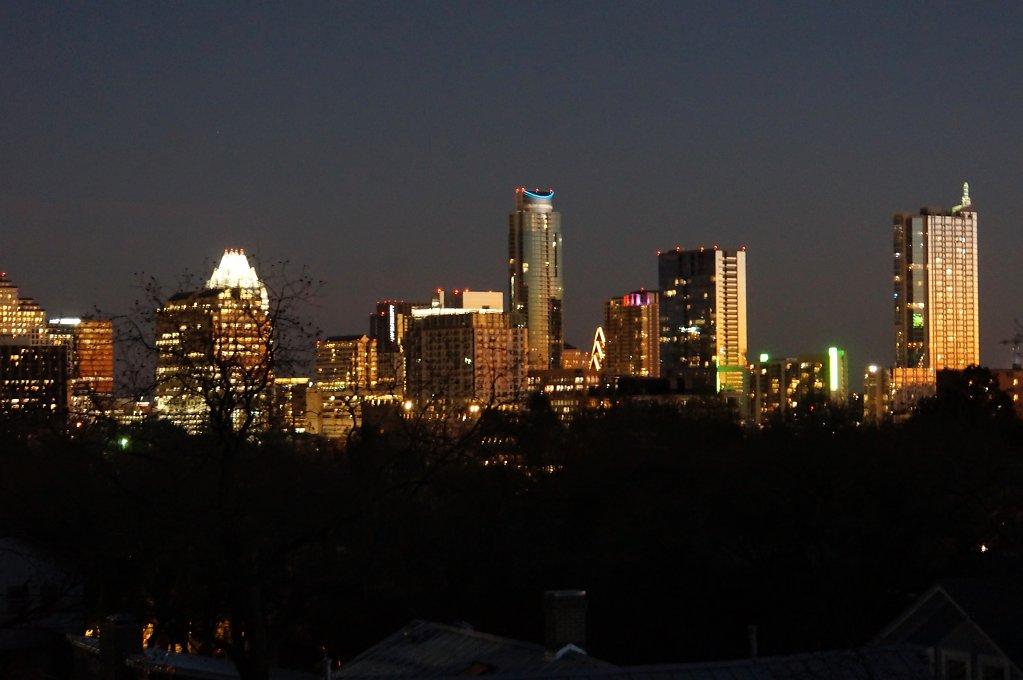 Austin, TX, Skyline