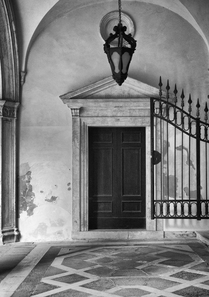 Exterior Doorway, Venice