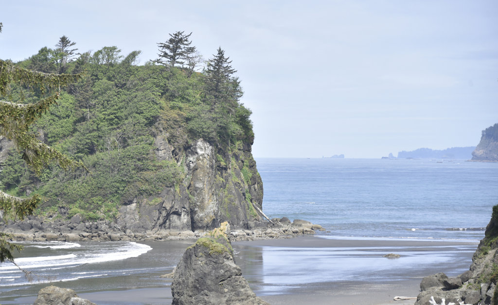 The Beauty of Ruby Beach, WA