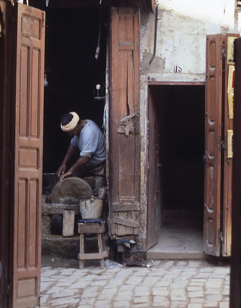 Fez Workman
