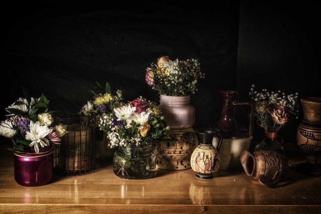 Tabletop Flowers 512