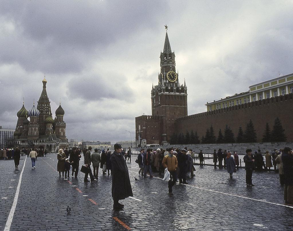St  Basil & Kremlin