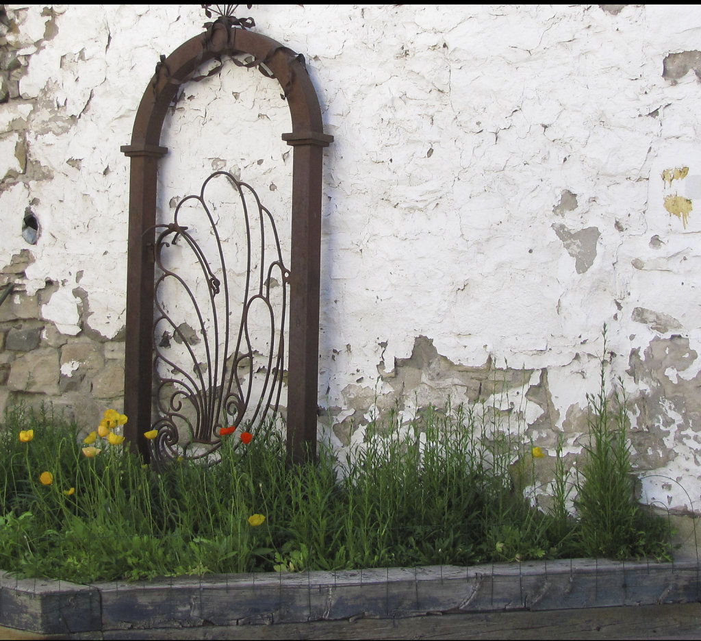 Mini-Garden in Town