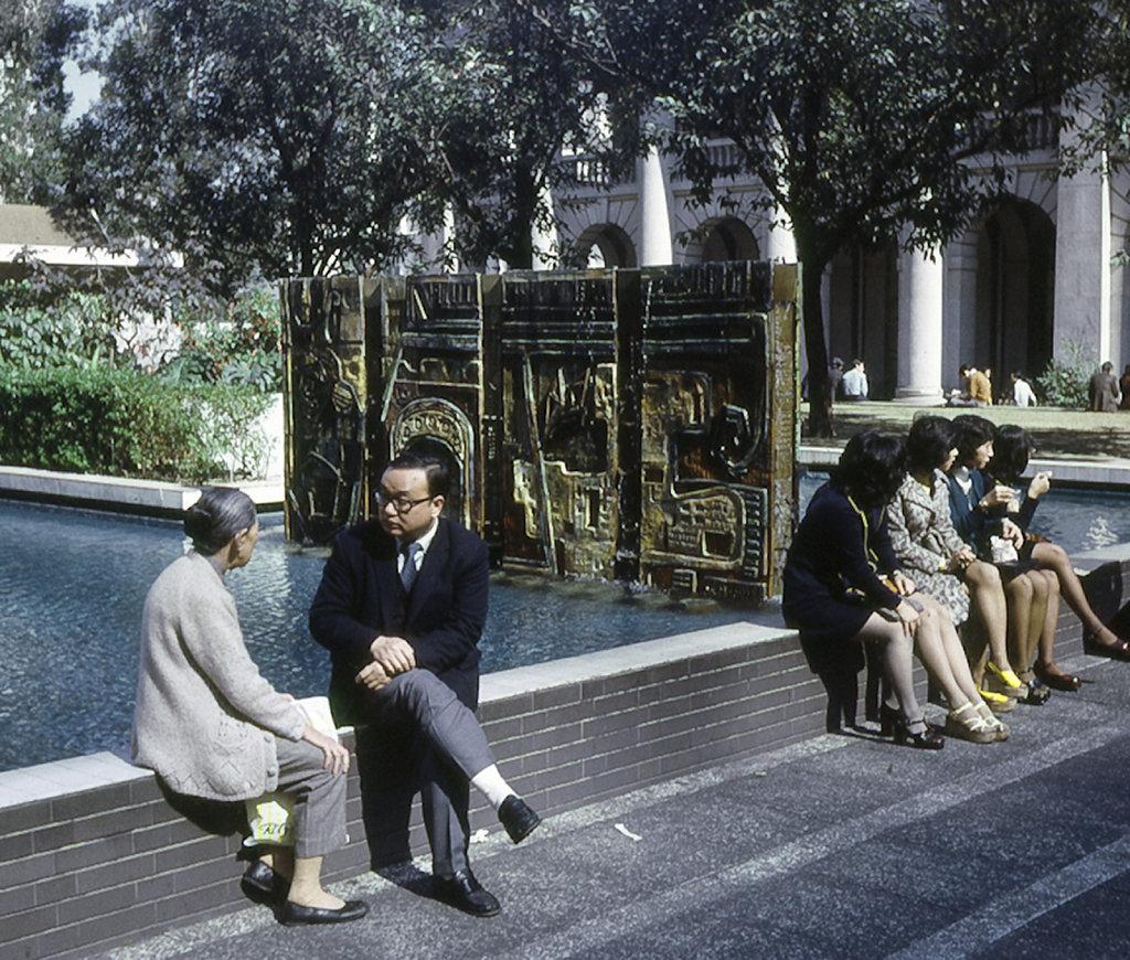 Conversations in Hong Kong