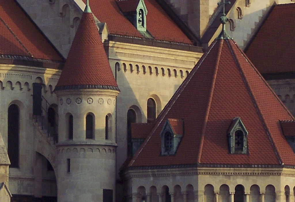Architecture in Budapest
