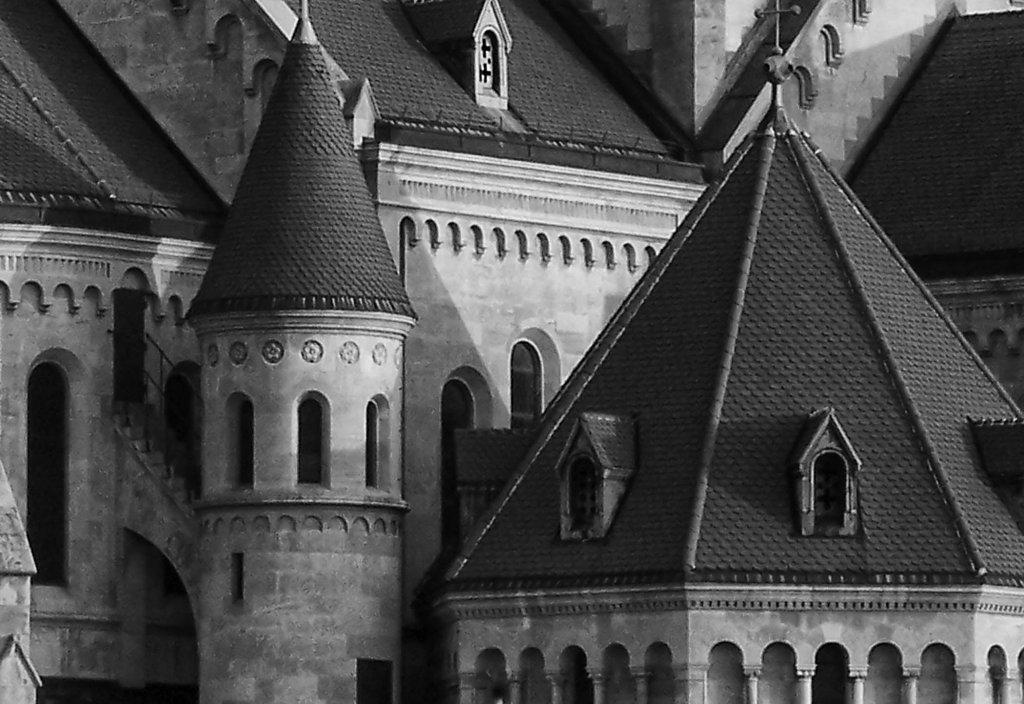 Budapest Turrets