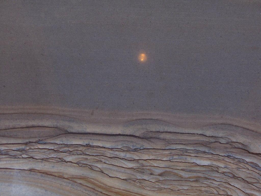 Moonrise? Headlight?