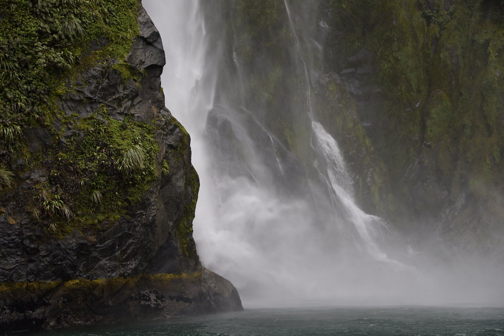 Waterfall Sculpture #11