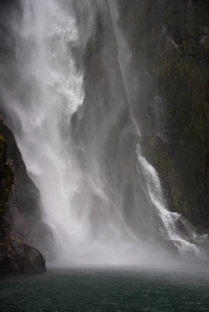 Waterfall Sculpture #10
