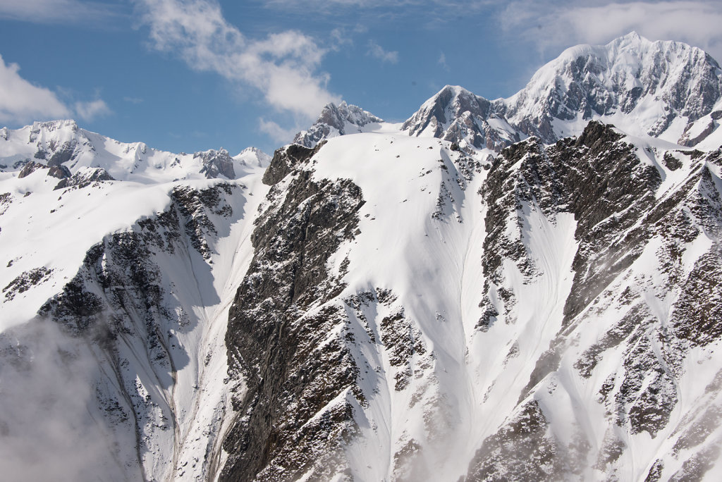 New Zealand's Southern Alps 2