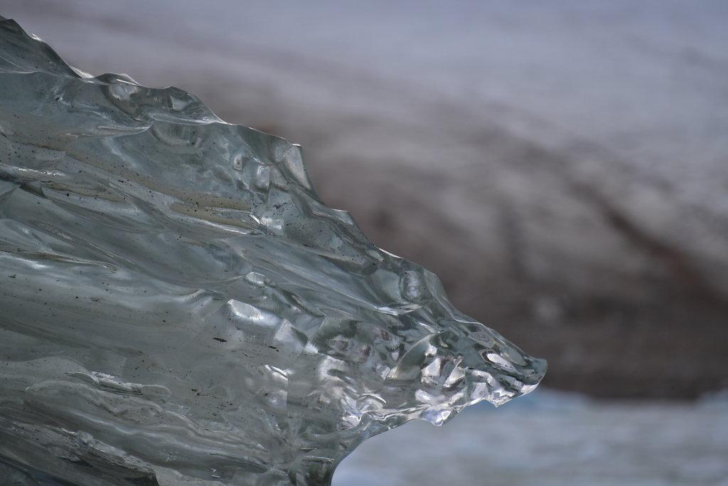 Jade Iceberg Closeup View 2