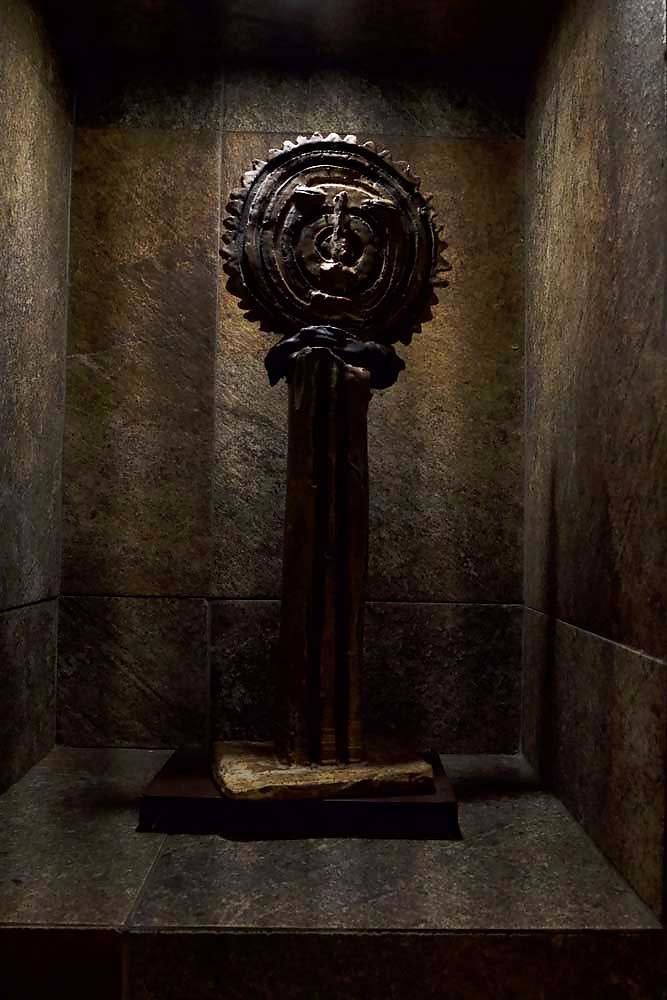 Statue #3