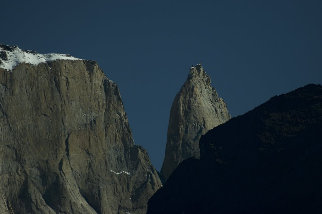 Rock Formations 1681, Torres del Paine