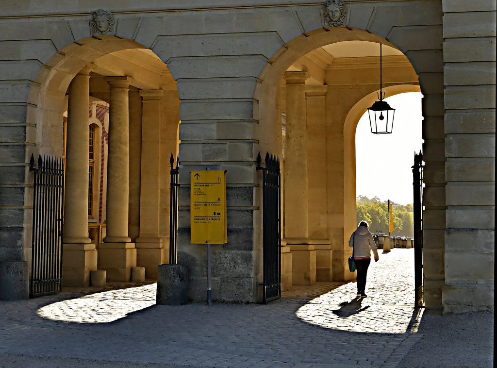 An Elegant Entrance