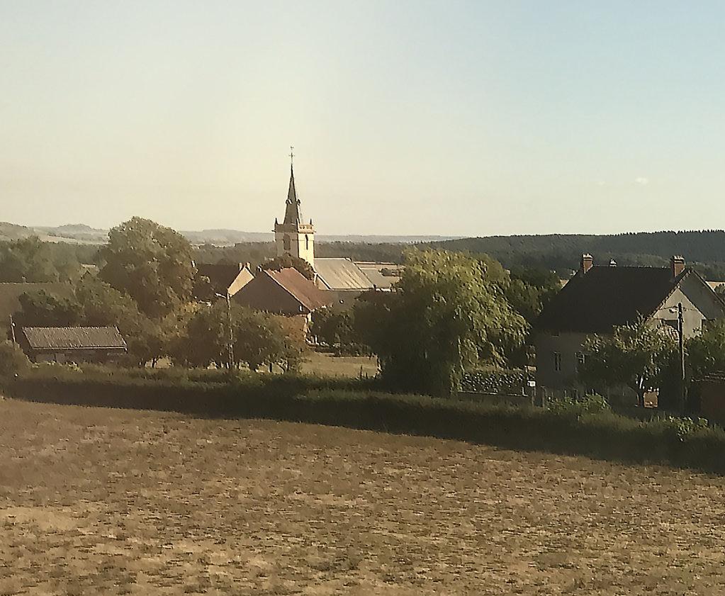 Church at 200 MPH